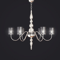 3d duca pendant lamp ideal