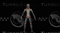 fps character 3d model