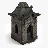 Lowpoly Tomb 3
