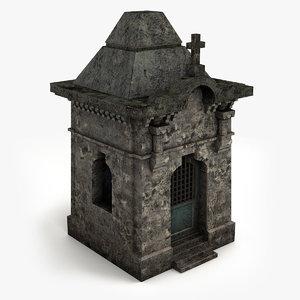 3d tomb 3