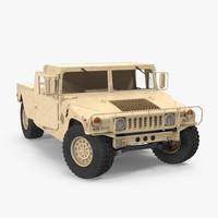 HMMWV M998 Desert Rigged