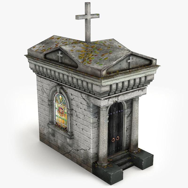 tomb ready unity 3d obj