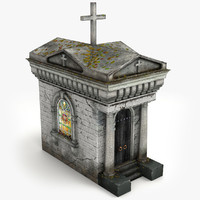 tomb ready unity 3d obj
