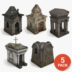 3d tomb ready unity