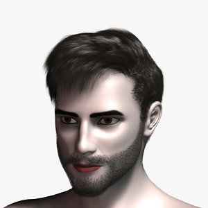 3d virtual hair 8