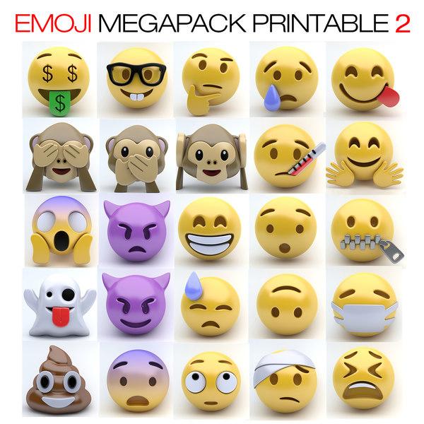 emoji 2 3d 3ds