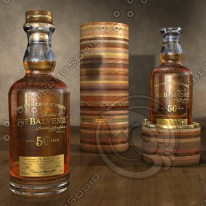 3d balvenie 50 years old