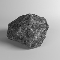 Stone High-Poly