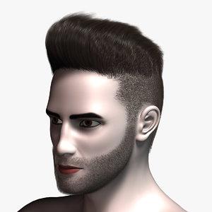 3d max virtual hair 7