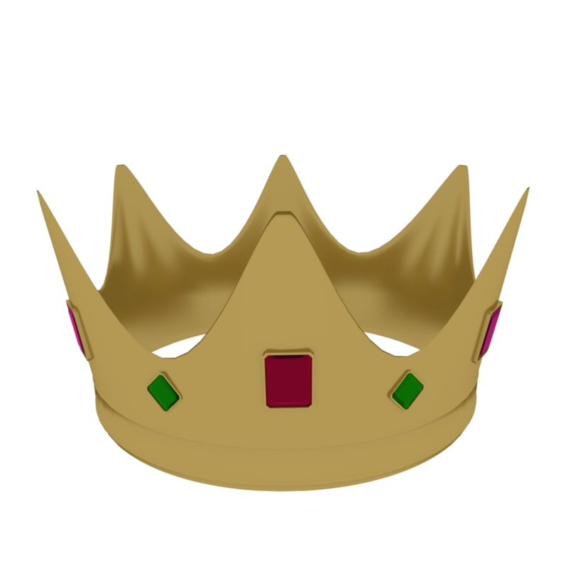 crown obj