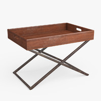 classics perera distressed tray-top max