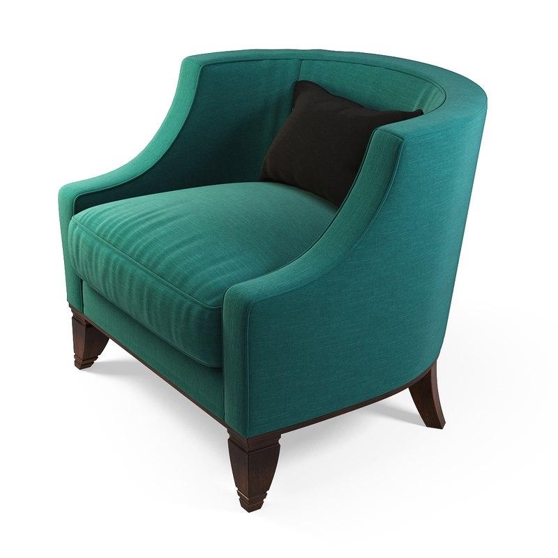 armchair valentino max
