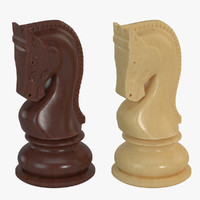 Chess Pieces- Knight