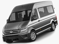 VW Crafter II 2017 L1H2 Bus