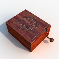 Music box (game ready)