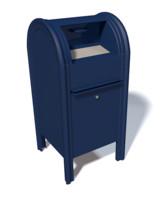 3d 3ds mailbox mail