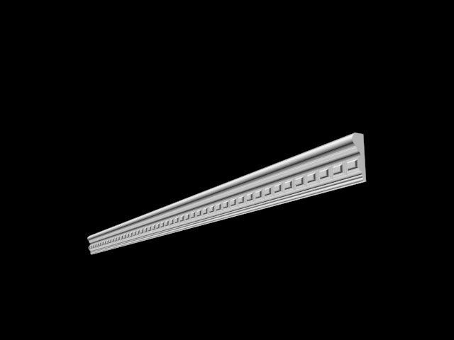 molding- corniche 3d 3ds