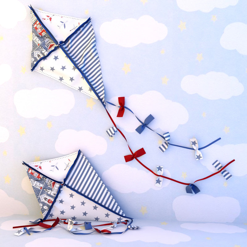 kite 3d max