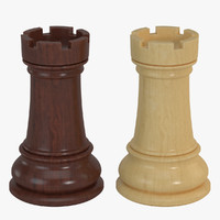 Chess Pieces - Rook