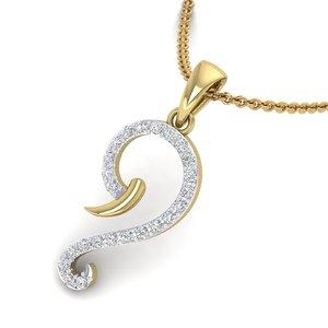 3d model of pendant