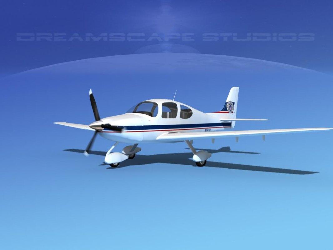 3d model of propellers air