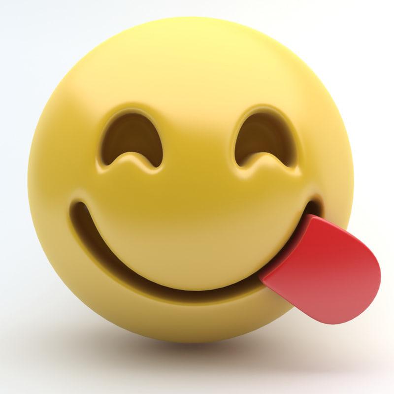 3ds emoji yum