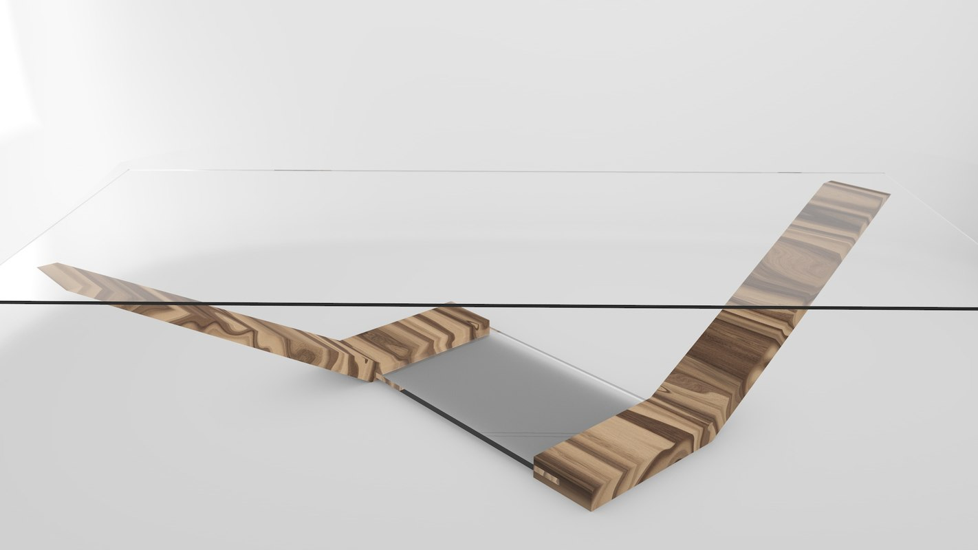 3d model tables desk