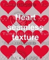 Valentine heart seamless texture
