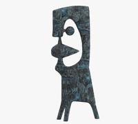 3d sculpture 34