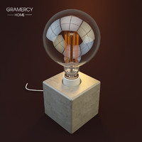gramercy home - cube 3d max
