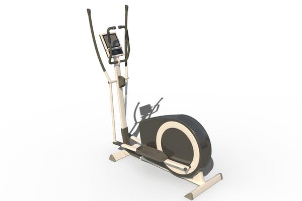 elliptical 3d max
