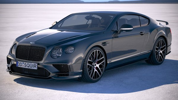 bentley continental supersports lwo