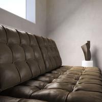 Leather (110 x 42 cm) Medium