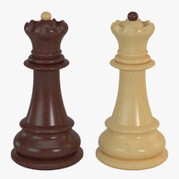 Chess Pieces - Queen
