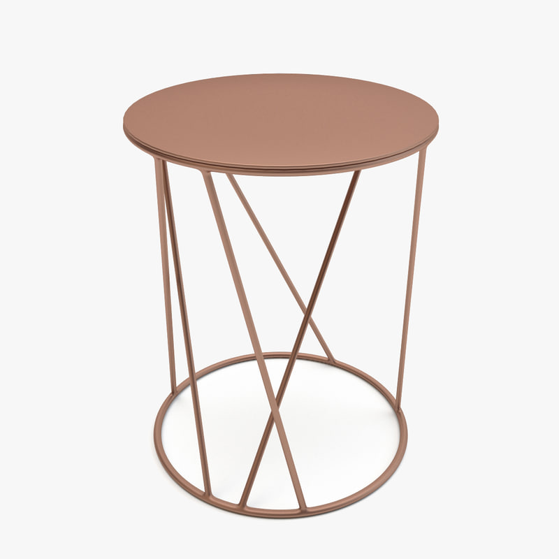 3d model freedoom spaghetti small table