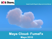 cloud fumefx 3d ma