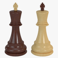 Chess Pieces - King