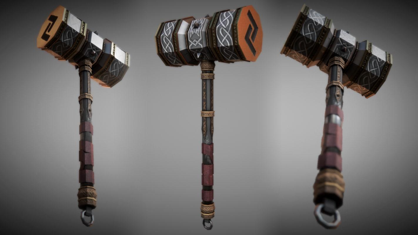 3d fantasy metal warhammer