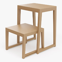 Step Ladder Stool 01