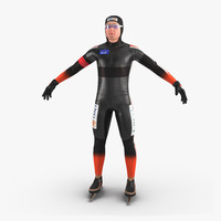 speed skater 2 3d 3ds