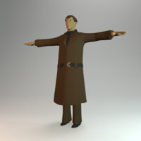3d man soedirman