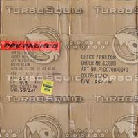Cardboard Box Carton Texture