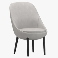 3d sonara chair model