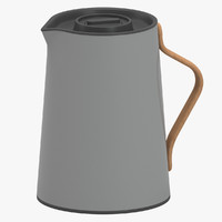 3d model stelton emma tea vacuum
