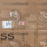 Carboard Box Texture 08