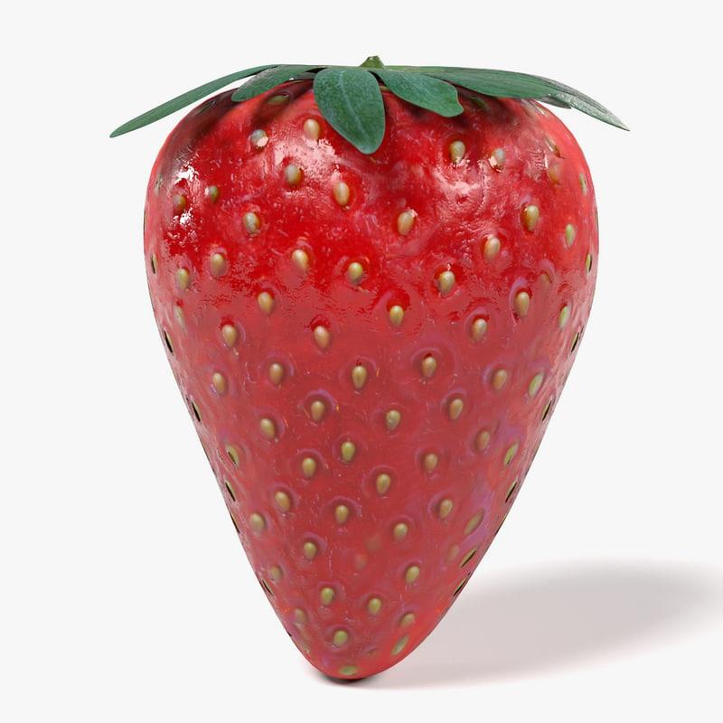 strawberry raw 3ds