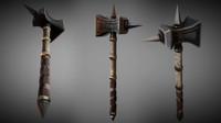 fbx fantasy metal warhammer