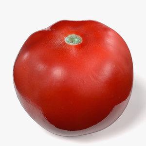 tomato 3d obj