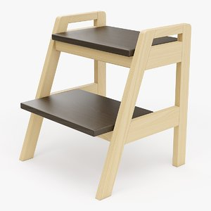 max realistic step ladder stool
