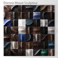 wall art etienne moyat 3d max